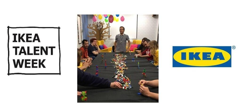 IKEA LEGO SERIOUS PLAY