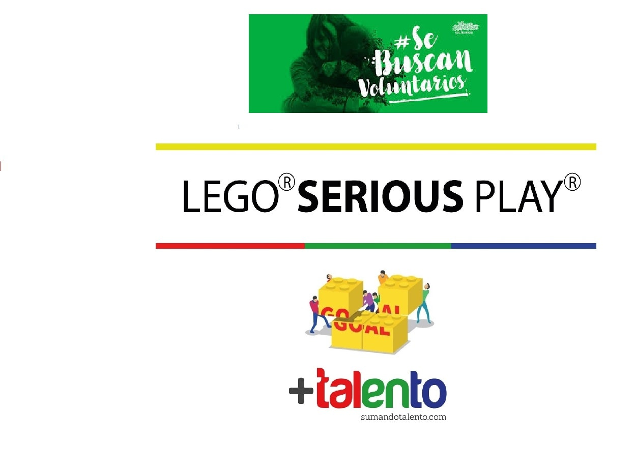 SOLIDARIOS Y LEGO SERIOUS PLAY